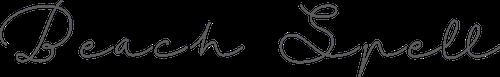 Beach Spell Logo